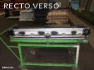 Machine à couper les tôles (bac acier)